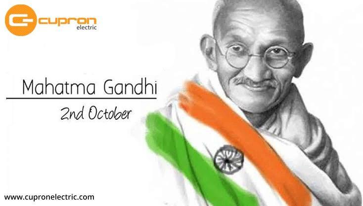 Gandhi Jayanti...!!!