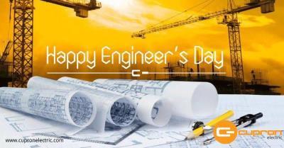 Happy Engineer's Day...!!!